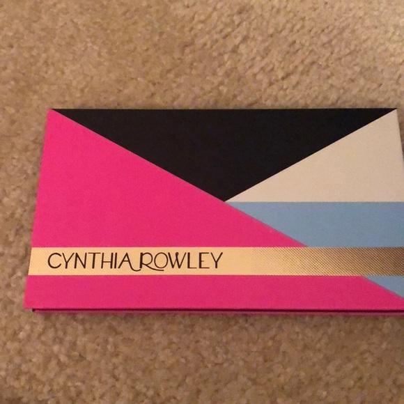 Cynthia Rowley Other - Cynthia rowley Eyeshadow Palette